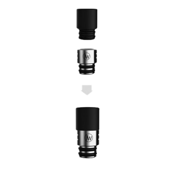 Drip Tip Metal Delrin