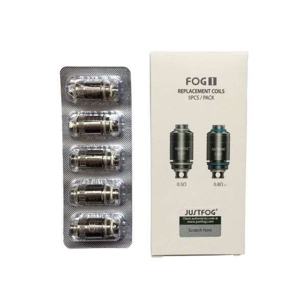 Justfog FOG1 OCC coils
